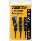 DeWALT® Magnetic Impact Ready Pivoting Nut Driver Set, DWPVTDRV3, 3 Pieces