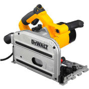 """DeWALT® 6-1/2"""" TrackSaw Kit W/59"""" Track, DWS520SK, 1750-4000 RPM, W/59"""" Track"""