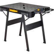 Dewalt Express Portable Folding Workbench, 1000 Lb. Capacity, Black - Pkg Qty 2