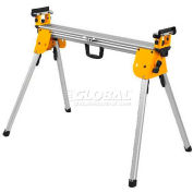 DeWALT® Miter Saw Stand DWX724, Compact Miter Saw Stand, 500 lbs Capacity