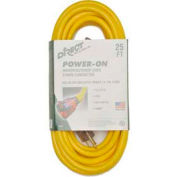 Direct Wire 12/3 Xcord Yellow 25' LIT