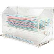 Winco ACSD-712 Straw Dispenser - Pkg Qty 6
