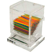 Winco ACTD-3 Toothpick Dispenser - Pkg Qty 6