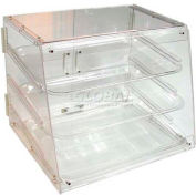 Winco ADC-3 3-Tray Display Case