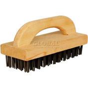 Winco BR-9 Butcher Block Brush - Pkg Qty 6
