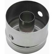 "Winco CC-2 Doughnut Cutter, Stainless Steel, Round, 3"" - Pkg Qty 12"
