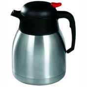 Winco CF-1.5 Stainless Steel Lined Carafe, 1.5 L - Pkg Qty 4