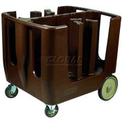 Winco DCA-6 - Dish Caddy W/ 6 Adjustable Dividers