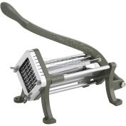 """Winco FFC-375 French Fry Cutter, 3/8"""" Cut, Aluminum Base, Iron Handle"""