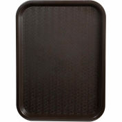 Winco FGT-1216B Fiberglass Tray, Brown - Pkg Qty 12