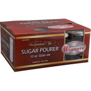 Winco G-303 Sugar Pourers W/ Perforated Tops