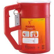 Ikaros Complete Line Thrower, Orange 2 Pieces - CI3461P