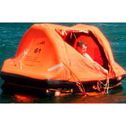 Sea Safe 4 Person Pro-Light Offshore Self Righting In Container 1/Case - DX04SCR
