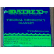 Datrex Thermal Emergency Blanket, 1/Case - DX1528M