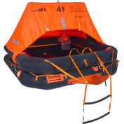 Sea Safe 4 Person Pro-Light Offshore Raft In Valise 1/Case - DXPL4VR