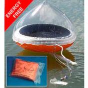 Echomax Aquamate Inflatable Solar Still Desalinator, for Liferafts 1/Case - EMAMSSM