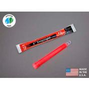 """Datrex 6"""" SnapLight Light Sticks, Red 1/Case - ER0051M-RD - Pkg Qty 10"""
