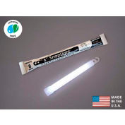 "Datrex 6"" SnapLight Light Sticks, White 1/Case - ER0051M-WH - Pkg Qty 10"