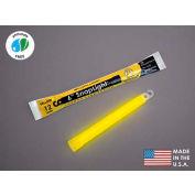 "Datrex 6"" SnapLight Light Sticks, Yellow 1/Case - ER0051M-YW - Pkg Qty 10"