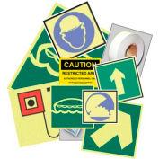 Datrex Light, Shape, & Sound Signals Poster 1/Case - Lc1023G
