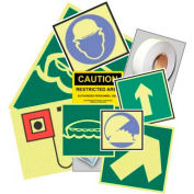Datrex Personal Protective Equipment Poster 1/Case - Lc1029G