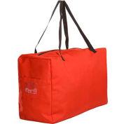 Mullion FIFIBAG Firefighter Gear Bag, SOLAS, Red, XL
