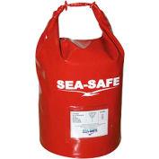 Sea Safe Grab Bag Liferaft 8 Man, Red 1/Case - NS024LM
