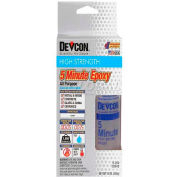 Devcon® 5 Minute® Fast Drying Epoxy, 20945, 2-4.5 Oz. Bottles