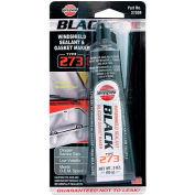 VersaChem® Black Silicone O.E.M. Low Volatile, 27309, 3 Oz. Tube