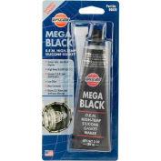 VersaChem® Mega Black Silicone O.E.M., 99839, 3 Oz. Tube