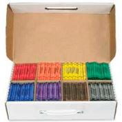 Dixon® Prang Crayons Master Pack, Assorted Colors, 800/Box