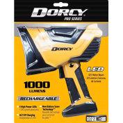 Dorcy 41-1080 Rechargeable 1000 Lumens LED Spotlight
