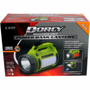Dorcy 41-1081 Rechargeable Home Emergency Light/Power bank