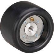"""Dynabrade 92801 5"""" Dia. x 3-1/2"""" W/Standard Dynacushion Pneumatic Wheel, Aluminum Hub"""