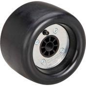 """Dynabrade 94472 5"""" Dia. x 3-1/2"""" W/Standard Dynacushion Pneumatic Wheel, Composite Hub"""