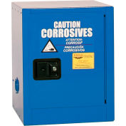 Eagle Acid & Corrosive Cabinet with Self Close - 4 Gallon