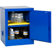 Eagle Acid & Corrosive Cabinet with Manual Close - 4 Gallon