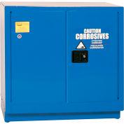 Eagle Acid & Corrosive Cabinet with Manual Close - 22 Gallon