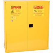 Eagle Hazmat Cabinet with Manual Close - 110 Gallon