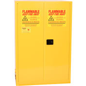 Eagle Hazmat Cabinet with Manual Close - 60 Gallon