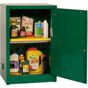 Eagle Pesticide Safety Cabinet with Self Close - 12 Gallon