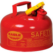 Eagle Type I Safety Can - 2 Gallons - Red, UI-20-S