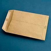 Recycled EnviroTech Natural Brown Catalog Envelopes, 60-lb., 9 x 12, 110/Box
