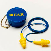 3M™ E-A-Rࡊ Ultrafit™ Earplugs, Corded, Carrying Case, 340-4002, 50 Pairs