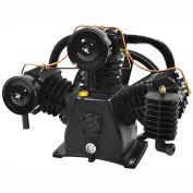 EMAX APP3Y0732T, Two-Stage Piston Compressor Pump, 7.5 HP, 3 Cylinder