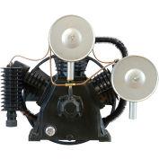 EMAX APP3Y2062T, Two-Stage Piston Compressor Pump, 20 HP, 3 Cylinder