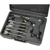 "EMAX EATHM70K9P, Indusrial Low Vibration Air Hammer Kit - 3000 BPM, 5.5 CFM, 1/4"" Inlet"