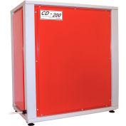 EBAC Industrial Dehumidifier CD200, 10.6 Amps, 664 CFM, 138 Pints