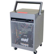 EBAC Portable Compact Dehumidifier W/ Pump CD35P, 4 Amps, 170 CFM,17 Pints