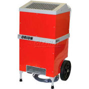 EBAC Professional Dehumidifier for Commercial/Residential W/ Pump, Orion, 8 Amps, 437 CFM,105 Pints